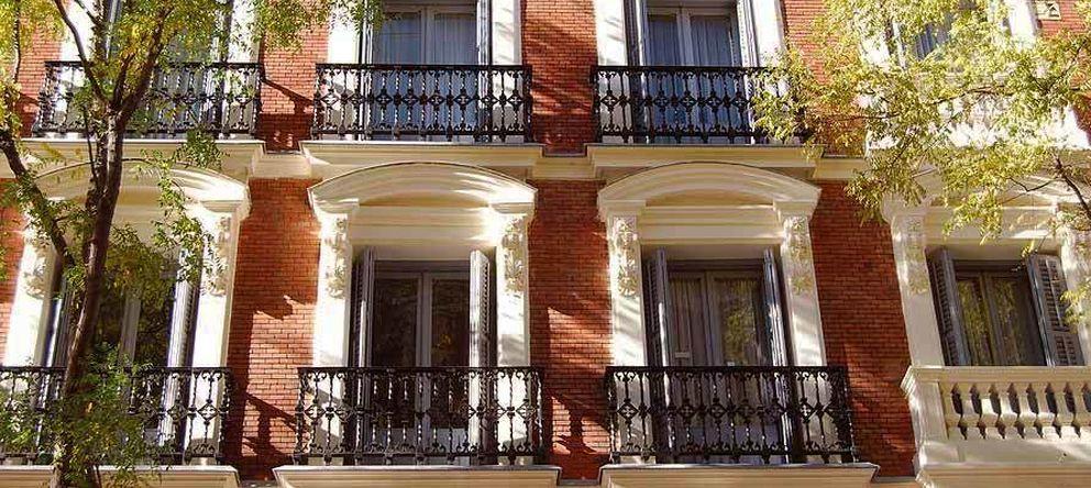 Foto: Pisos de lujo en el madrileño barrio de Salamanca (NSelection Real Estate)