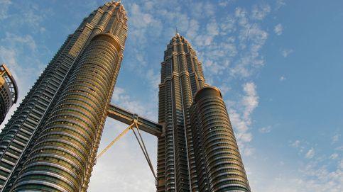 Mejor en pareja: los 22 rascacielos 'gemelos' más impresionantes del mundo
