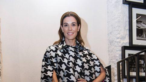Así sobrevive Raquel Sánchez Silva a sus jornadas 'non stop' en la MBFWM