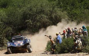 ¿Ha sobrepasado el límite este Dakar? Se les ha ido la mano...