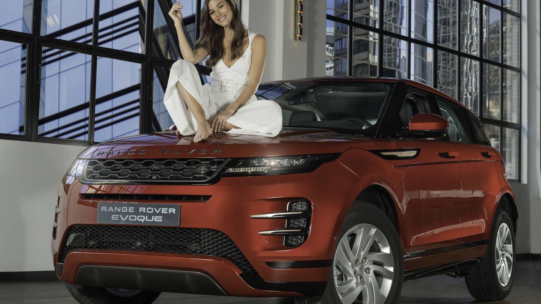 Sandra Gago. (Range Rover)