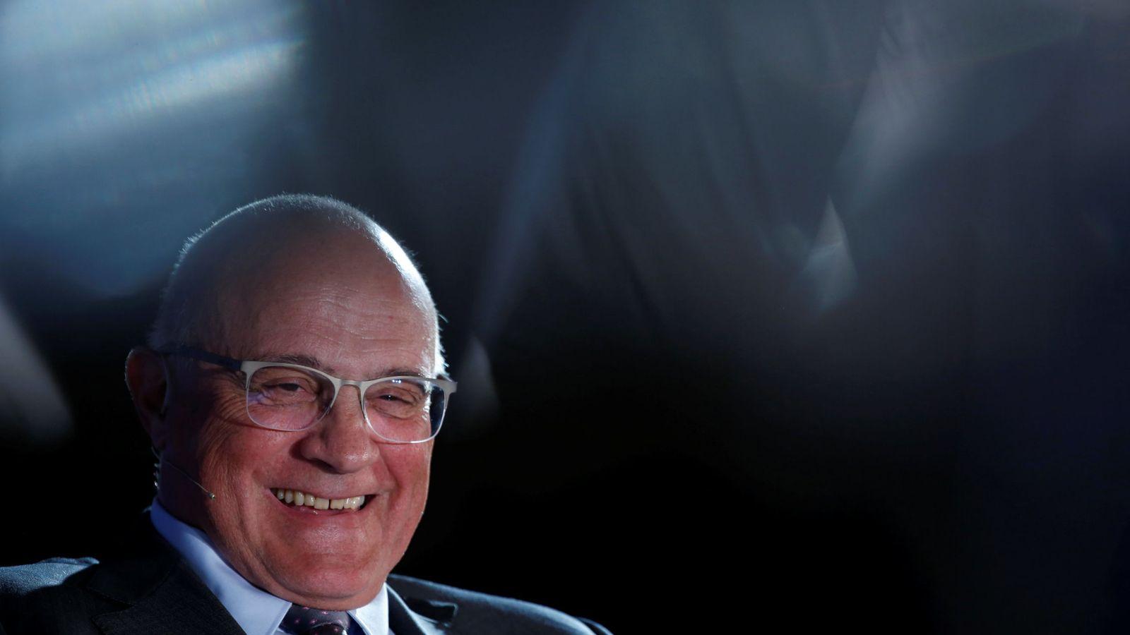 Foto: El presidente del Banco Sabadell, Josep Oliu (Reuters).