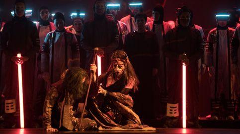 """Ni el Liceu se salva: gritan ¡libertad presos! en la ópera y responden ¡viva España!"""""""