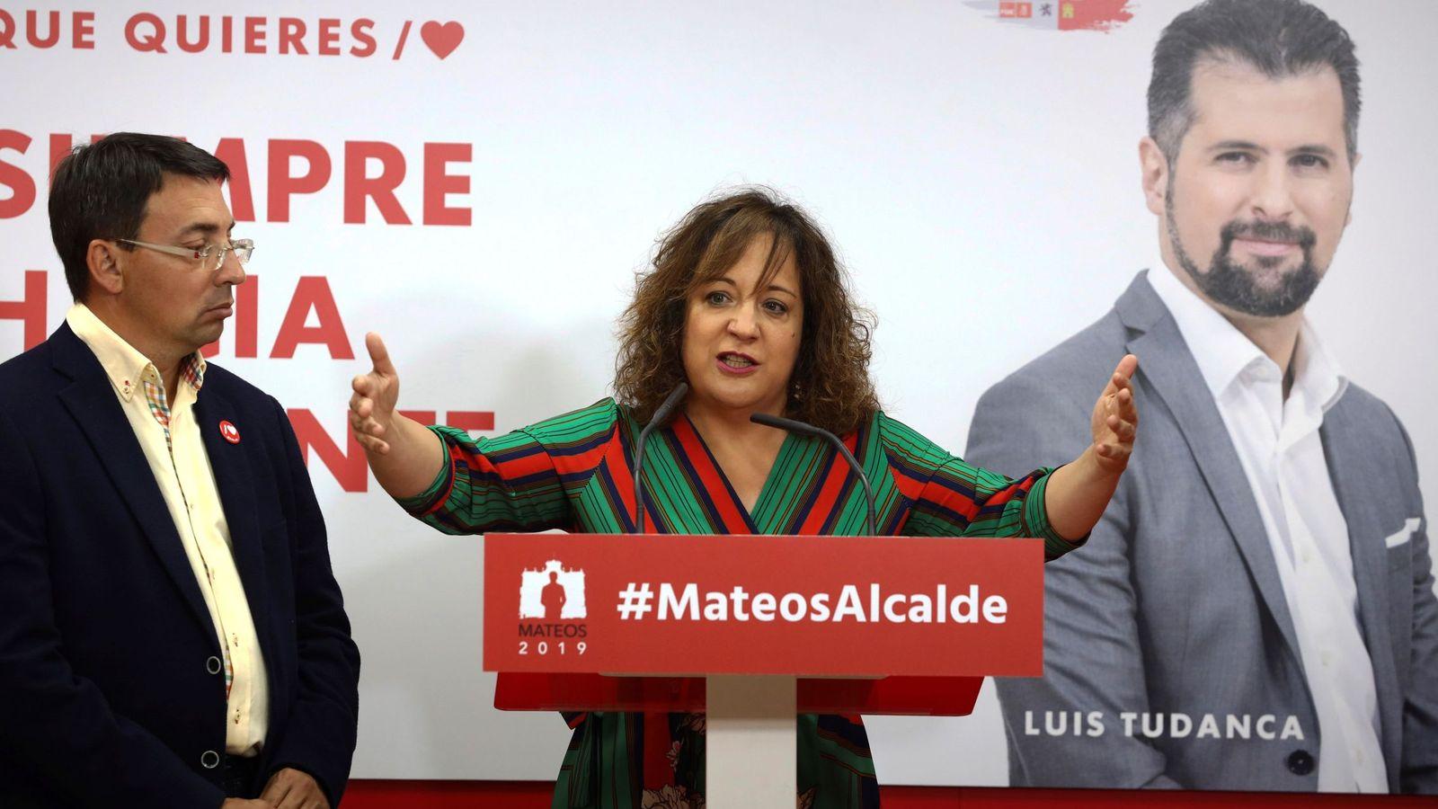 Foto: Iratxe García. (EFE)
