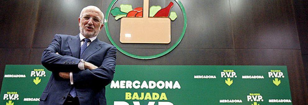 Foto: Juan Roig (Mercadona) se queda con todo el aceite portugués del Grupo Sos