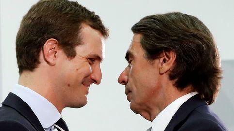 Casado: No cooperaré ni activa ni pasivamente para que el PSOE siga igual