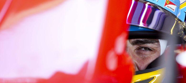 Foto: Fernando Alonso no termina de encontrar el punto a un Ferrari que está muy lejos de Red Bull.