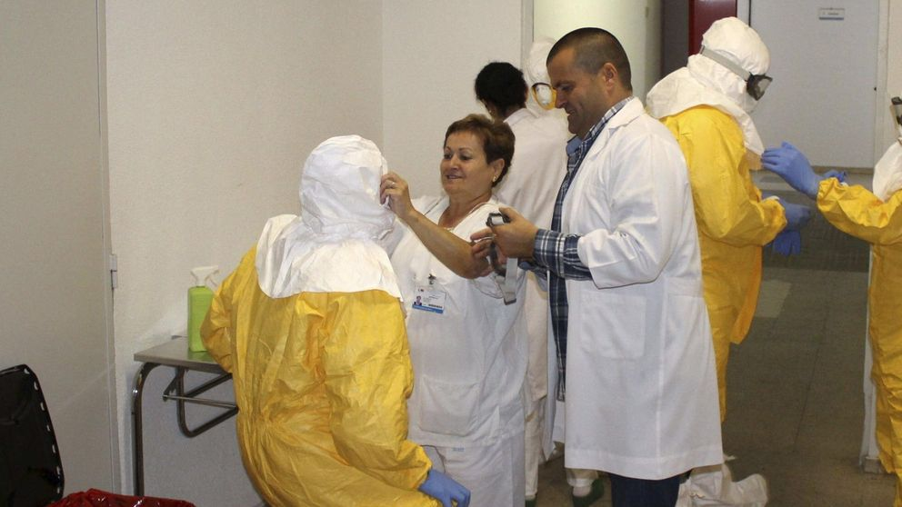30 hospitales preparados contra el ébola en los '17 reinos sanitarios'