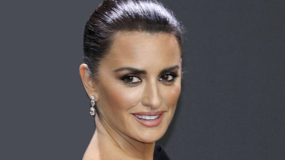Foto: Penélope Cruz en Alemania. (Cordon Press)