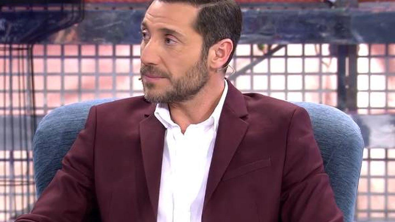 Antonio David, en 'Sábado Deluxe'. (Telecinco)