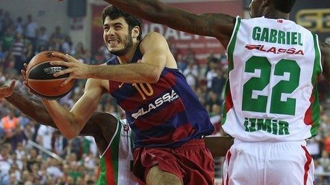 El Barcelona se estrella a las primeras de cambio ante el Karsiyaka