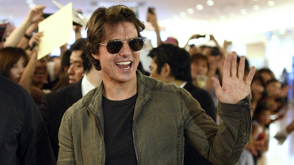 Tom Cruise: ¿quién necesita la gravedad?