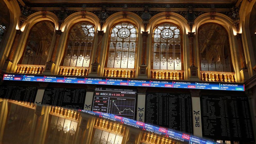 El Ibex sube más de un 3% por los estímulos de los bancos centrales