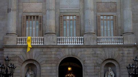 Multas de hasta 200 euros a quienes retiren lazos amarillos en Arenys de Munt