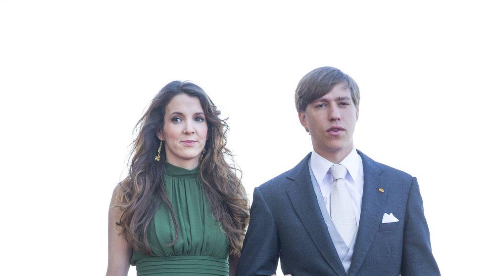 Foto: El príncipe Louis y la princesa Tessy en una imagen de archivo (Gtres)