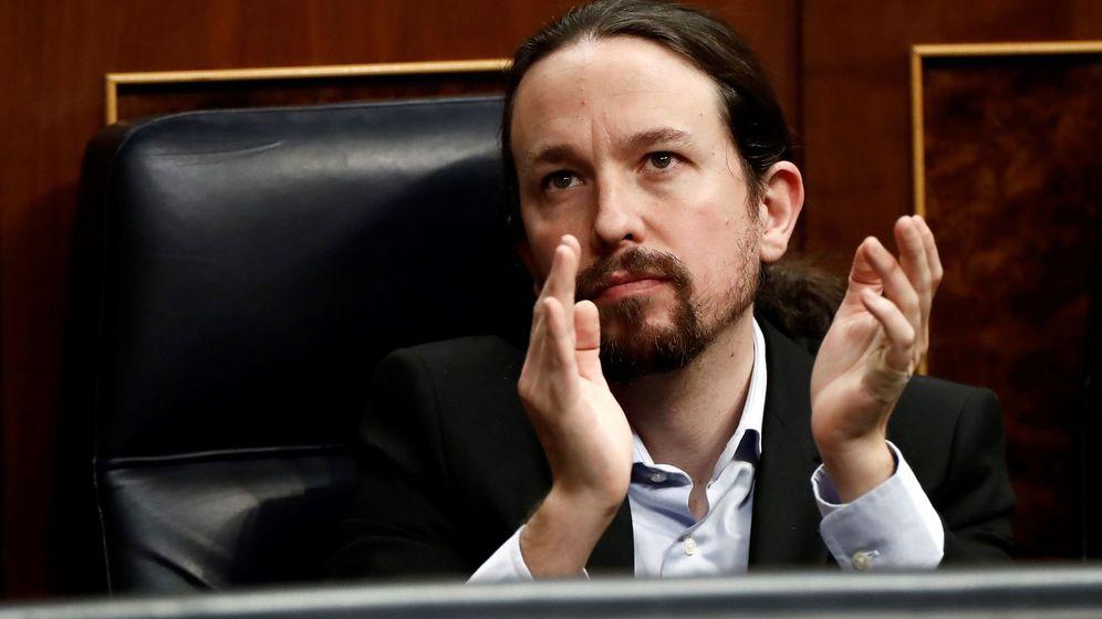 Foto: El vicepresidente de Derechos Sociales del Gobierno y líder de Podemos, Pablo Iglesias. (EFE)