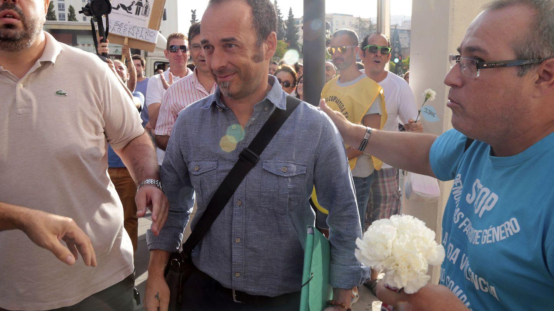 Franceso Arcuri, expareja de Juana Rivas. (EFE)
