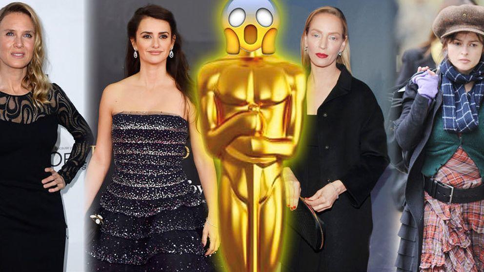 Los anti-Oscar: tener poco estilo o maquillarse mal tiene premio