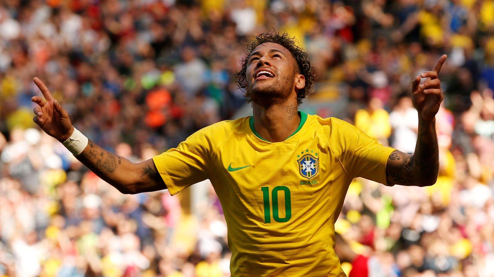 Foto: International friendly - brazil vs croatia