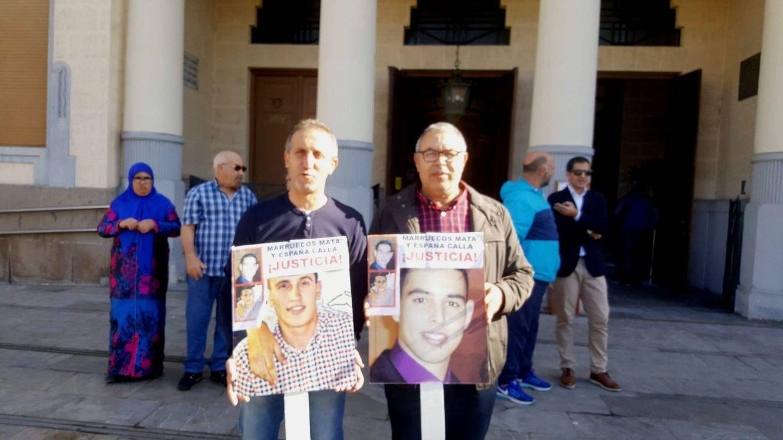 El juez dicta busca y captura a tres militares marroquíes que asesinaron a dos melillenses