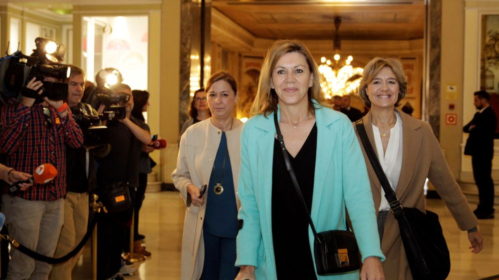 Foto: María Dolores de Cospedal en una foto de archivo. (EFE)