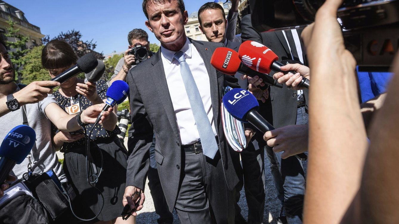 Manuel Valls deja el Partido Socialista y se convierte en diputado independiente
