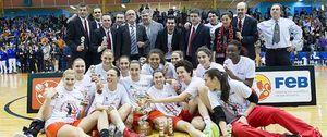 Rivas Ecópolis campeón de una espectacular Copa de la Reina