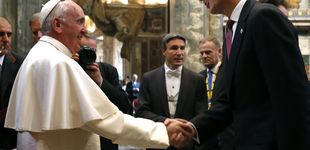 Post de Felipe VI 'suplanta' al Papa: el monarca elegirá pronto al arzobispo del Ejército español