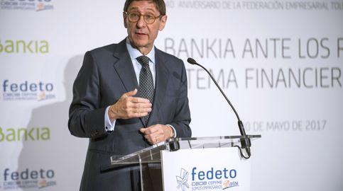 Bankia valora a BMN en 825 millones de euros y cierra la fusión