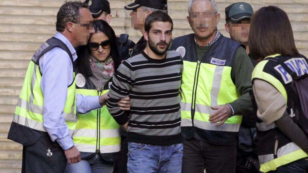 Foto: Miguel Carcaño, asesino confeso de Marta del Castillo (Efe)