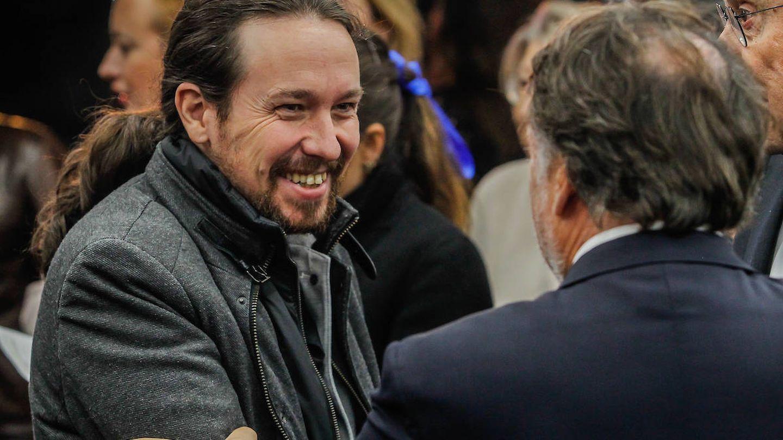 Pablo Iglesias. (Getty)