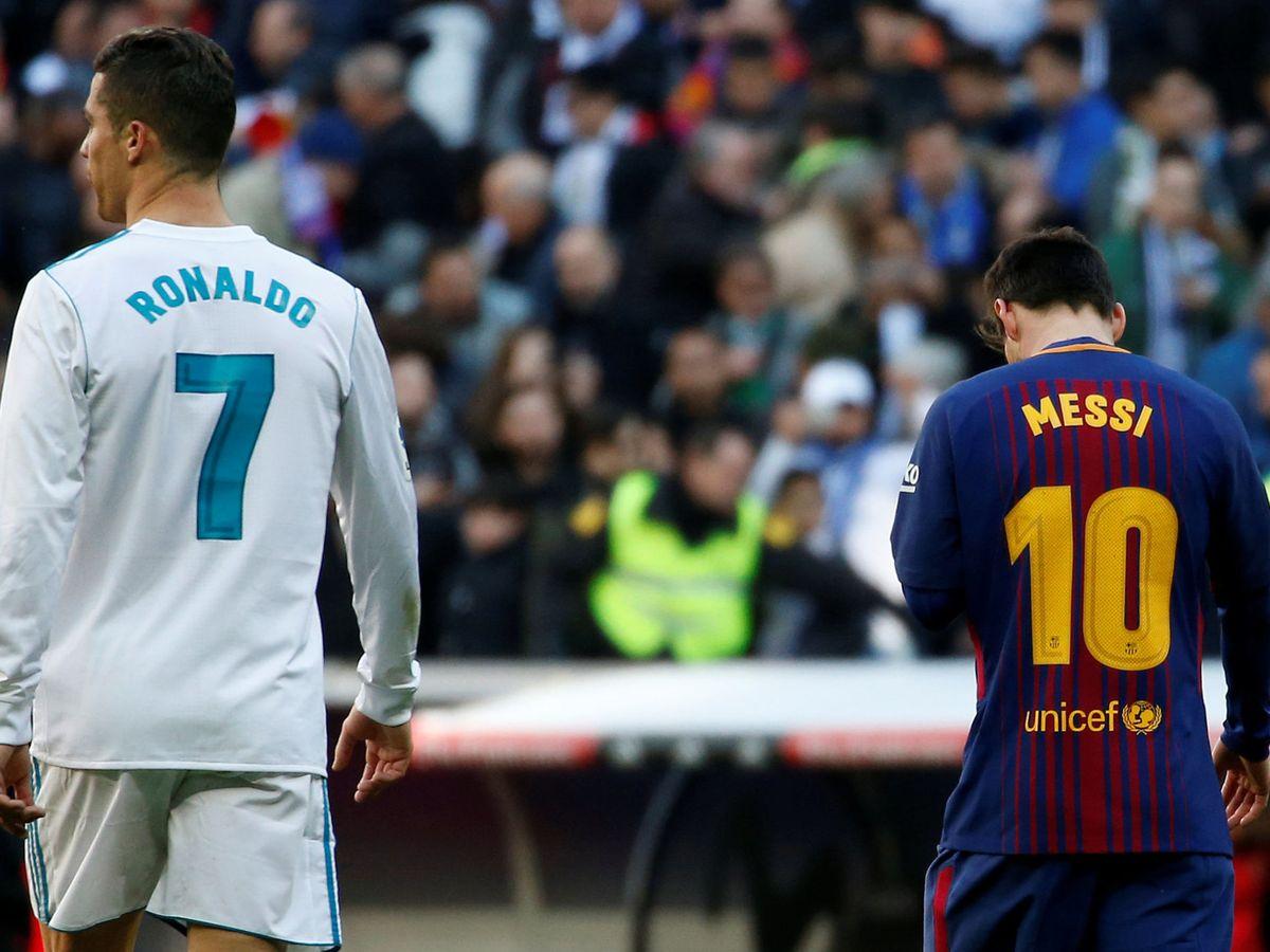 Foto: Vuelve el duelo más deseado, Messi vs Ronaldo. (Reuters)
