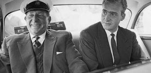 Post de Don Juan Carlos, entre estrellas: el estreno en el que 'compitió' con John Wayne