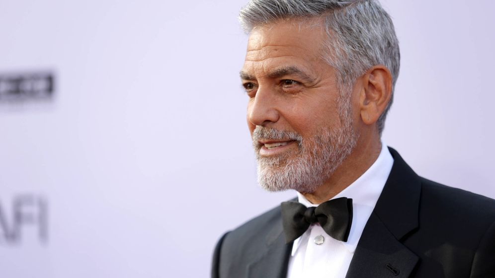Foto: George Clooney, en una foto de archivo. (Getty)