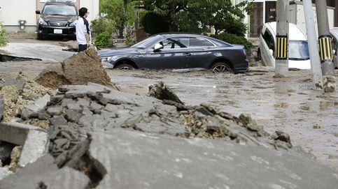 Así ha sido el terremoto de Japón