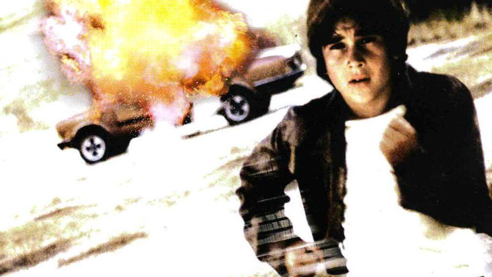 Foto: Carátula de la película 'Volando Voy', historia de un delincuente juvenil. Foto: Warner Bros