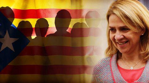 Desvelamos lo que piensan los amigos de la infanta Cristina sobre la independencia