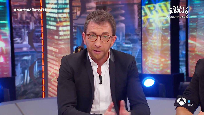 Pablo Motos denuncia públicamente a Facebook: Es una estafa y no hacen nada