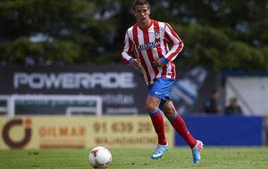 El Atlético deja volar a Manquillo, el 'niño' soñado por el Real Madrid
