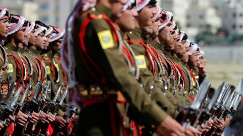 El príncipe Guillermo de Inglaterra viaja a Jordania