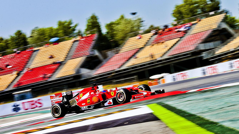 El Circuit de Catalunya y Sebastian Vettel, el podio mundial de la 'sostenibilidad racing'
