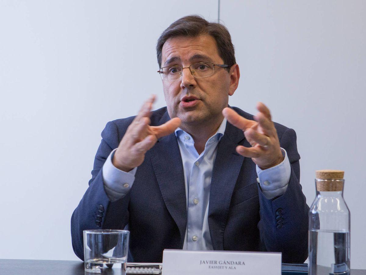 Foto: Javier Gándara, presidente de ALA y director general de EasyJet.