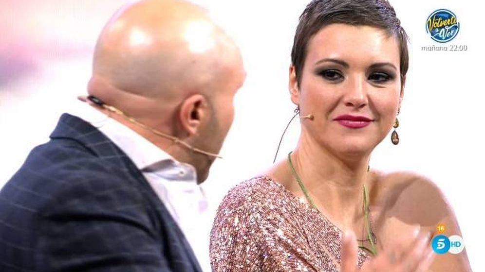 Foto: Kiko Rivera carga contra María Jesús en 'GH Dúo'. (Telecinco)