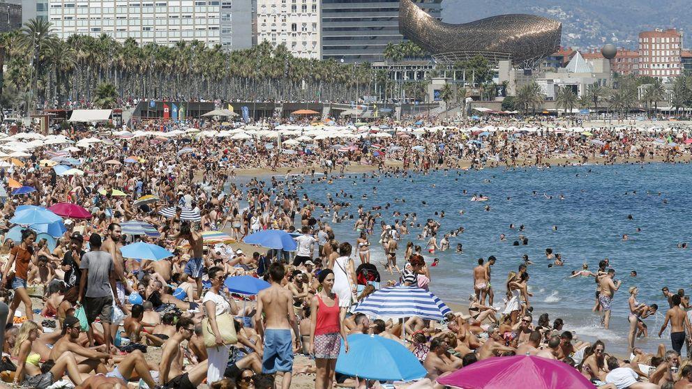 La llegada de turistas extranjeros se ralentiza por la saturación