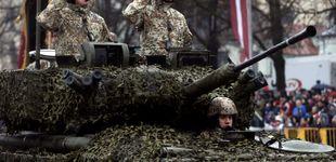 Post de Los países bálticos se rearman frente a Rusia, inquietos por el 'factor Trump'