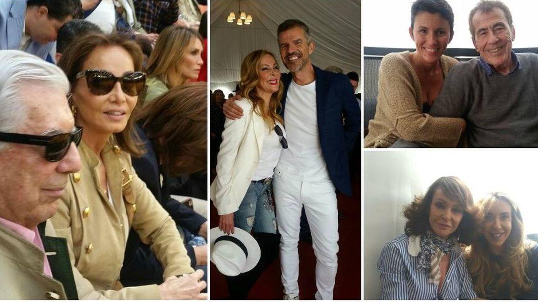 Foto: Políticos, princesas y escritores: los rostros conocidos que se dieron cita en Illescas