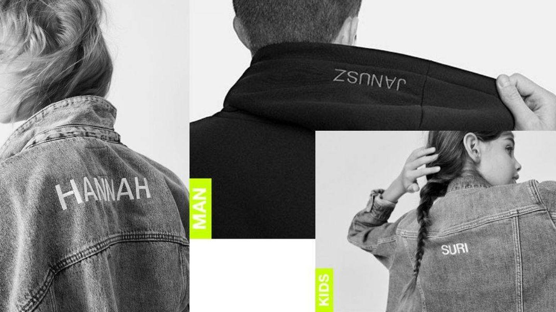 Fotos de campaña. (Zara)
