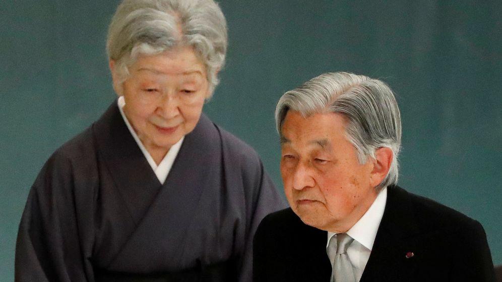 Foto: Akihito y Michiko, en una imagen de archivo. (Reuters)
