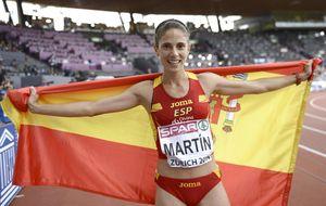 Diana Martín: diez años y mil sacrificios para triunfar con 33 años
