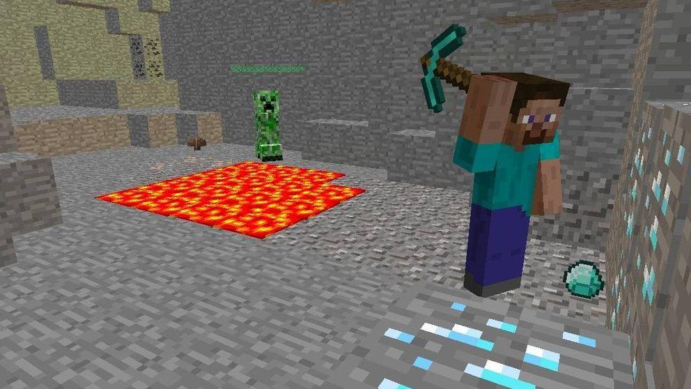 El otro lado de Minecraft: el capitalismo convertido en vídeojuego de éxito